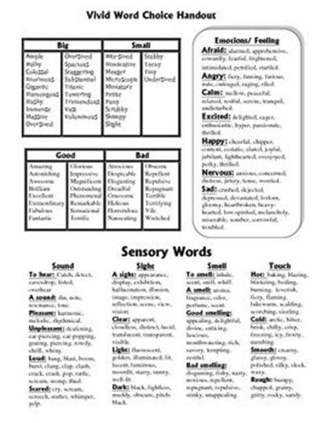 All Worksheets » Precise Word Choice Worksheets  Printable Worksheets Guide For Children And