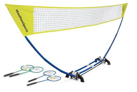 foto de EastPoint Easy Setup Badminton Set Walmart Canada