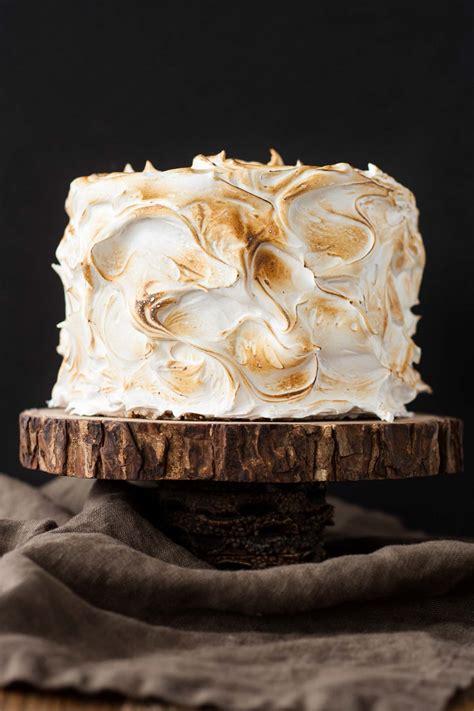 yummy smores cake  created