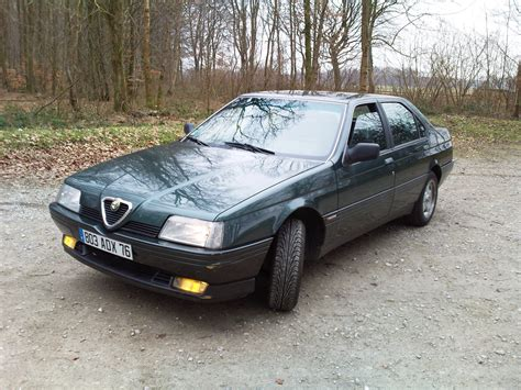 1991 Alfa Romeo 164 by 1991 Alfa Romeo 164 Pictures Cargurus