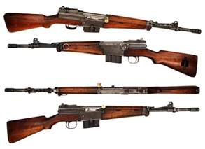French MAS 49 56 Rifle
