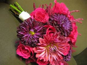 purple and bright pink dahlias wedding bouquet pic.jpg