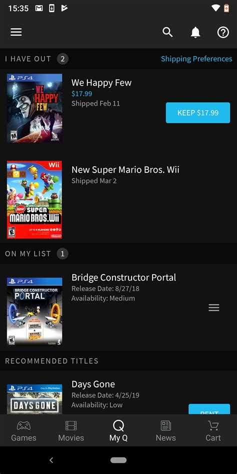 gamefly  android apk