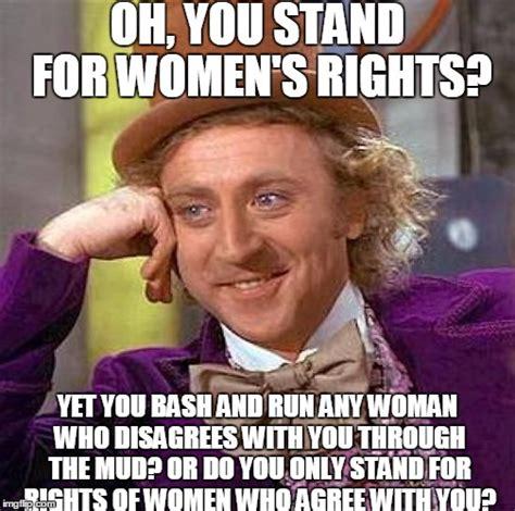 Meme For Women - creepy condescending wonka meme imgflip
