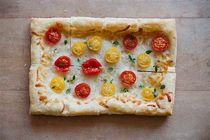 Cherry Tart Tomato Fresh Thyme Collect Bread