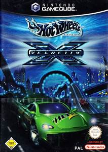 Download Free Software Hot Wheels Velocity X Gamecube