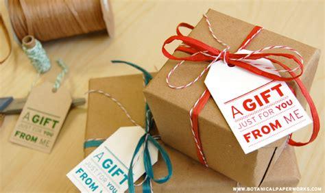 free printable christmas gift tags blog botanical