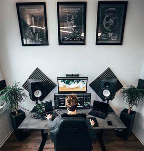 All, Black, Desk, Setups, That, Will, Inspire, You, To, Adapt, This, Modern, Minimal, Trend