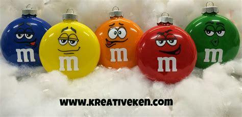 m m ornaments ken s kreations
