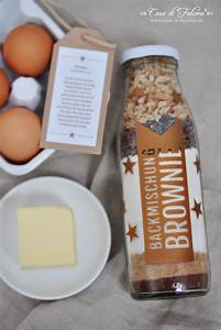 Brownies Im Glas : backmischung brownies rezept verpackungsidee casa di falcone ~ Orissabook.com Haus und Dekorationen