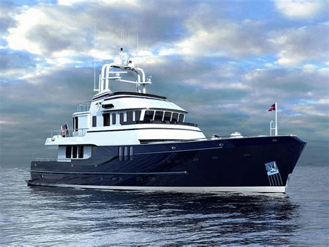 Bureau Veritas Us - burger boat company building seaton expedition eighty