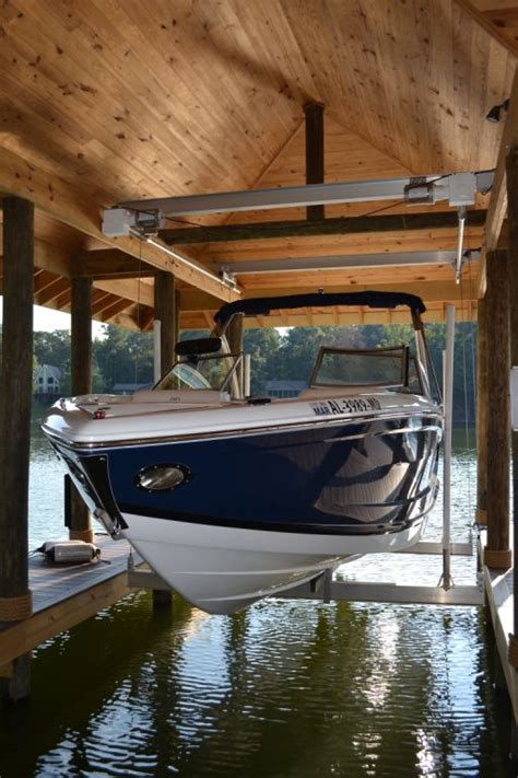 boat house lifts  tide