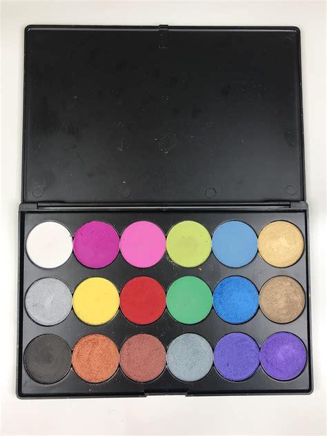 crayon case   smoke palette makeup snitch