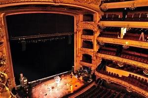 Visita Guiada Por El Gran Teatro Del Liceo De Barcelona