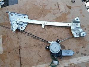 00-05 Mitsubishi Eclipse Oem Rh Power Window Regulator W   Motor 3g 01 02 03 04