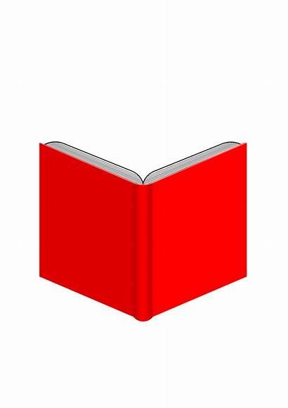 Open Clip Clipart Cliparts Cartoon Books Vector