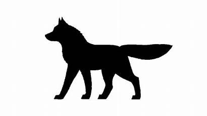 Wolf Cycle Animation Walk Dog Gifs Run