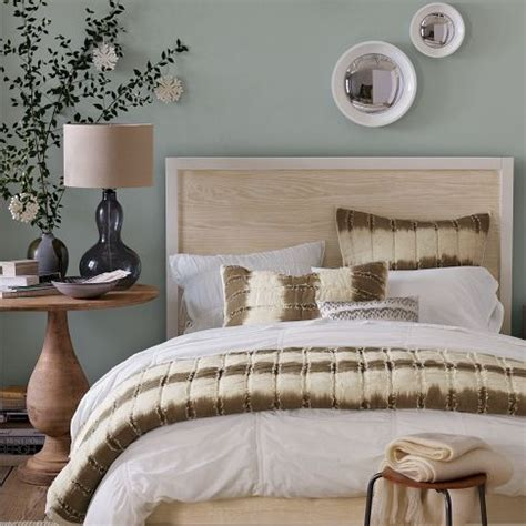 West Elm Headboards by An Array Of Pretty Functional Headboards To Inspire You