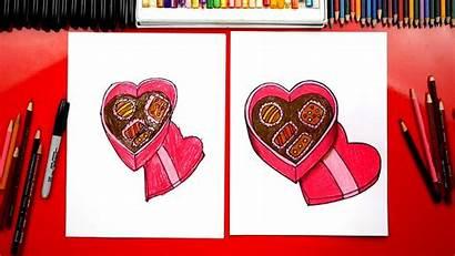 Draw Box Chocolates Drawing Spotlight Valentine Hub