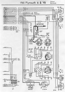 1968 Barracuda Wiring Diagram