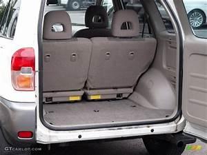 2001 Toyota Rav4 Standard Rav4 Model Trunk Photo  52585979
