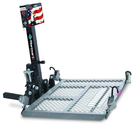 harmar al500 al500hd platform power wheelchair lift