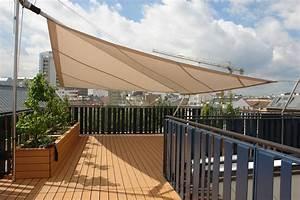 Sonnensegel Für Terrassenüberdachung : dachterrasse sonnensegel rollsegel beschattung ~ Whattoseeinmadrid.com Haus und Dekorationen