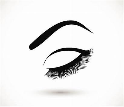 Lashes Eyelashes Clipart Eyelash Eye Eyebrow Vector