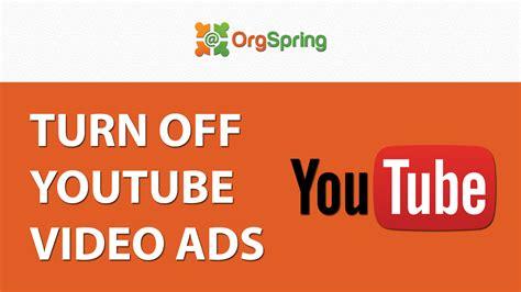 turn  ads  youtube