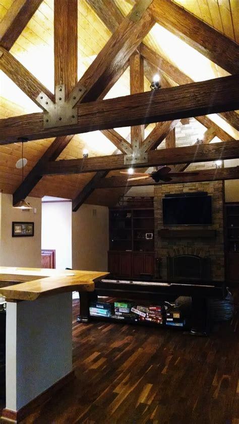 reclaimed wood beams yelp