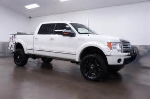 Ford F 150 Platinum Lifted