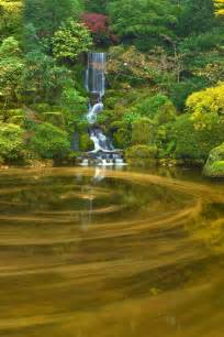 Japanese Nature Backgrounds Waterfalls