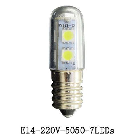 1pc led work light chandelier 220v e14 3w led small mini