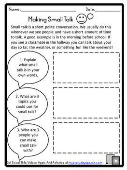 deluxe social skills bundle master conversations social skills teaching social skills social