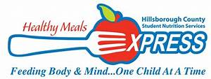 School District of Hillsborough County | Official Lunch ...