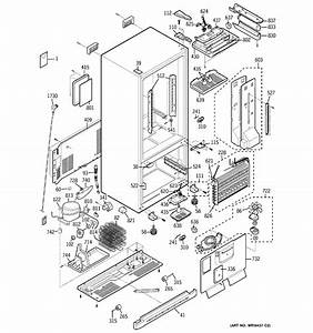 Ge Bottom Mount Refrigerator Parts