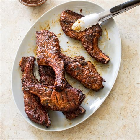Sweet And Tangy Grilled Countrystyle Pork Ribs America