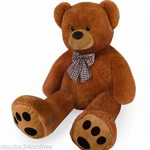 Teddybär Xxl Günstig : pl schtier teddyb r xxl braun zum online shop ~ Orissabook.com Haus und Dekorationen