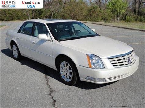 sale  passenger car cadillac dts premium collection fayetteville insurance rate quote