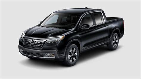 2018 Honda Ridgeline Color Options