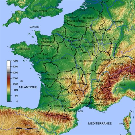 Geographical Features Poitoucharentes