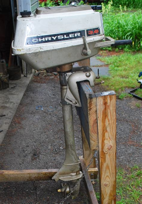 197173 Chrysler 36 Hp Outboard Parts