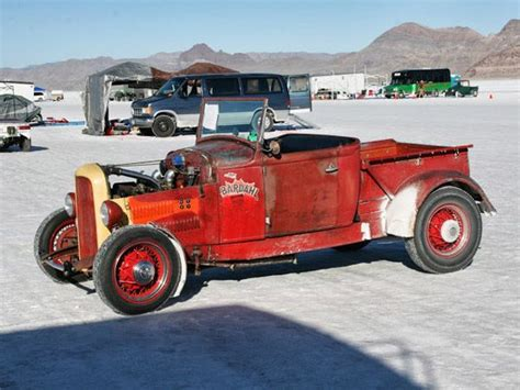 Hot Rods And Speed Freaks Of Bonneville 2013