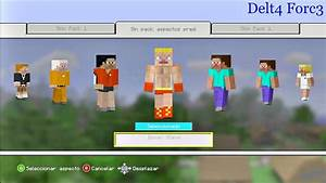 Como Descargar Los Skins Gratuitos De Minecraft Versin