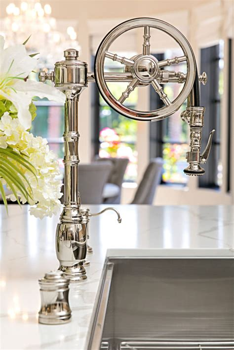waterstone high  luxury kitchen faucets    usa