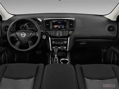 nissan pathfinder interior nissan pathfinder prices reviews and pictures u s news