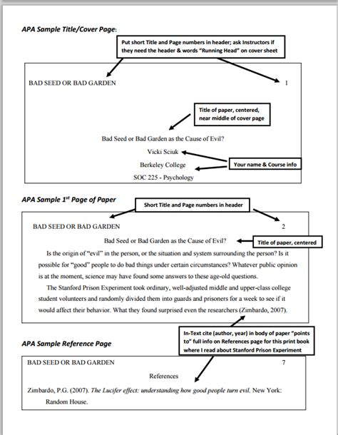 Apa Format For Papers Template by Apa Paper Template Cyberuse