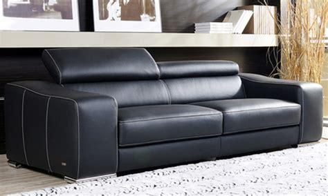 canapé cuir moins cher comment acheter un canapé cuir noir pas cher canapé