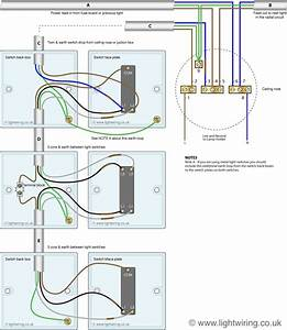 Intermediate Switch Wiring