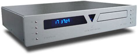 design cd player soundstage equipment review design sapphire cd player 2 2008
